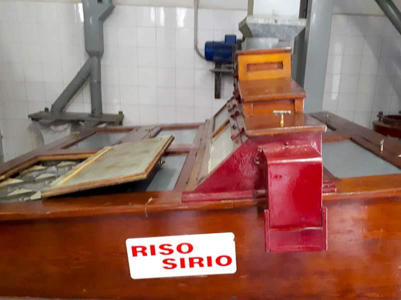 Riseria Sirio Villa Biscossi