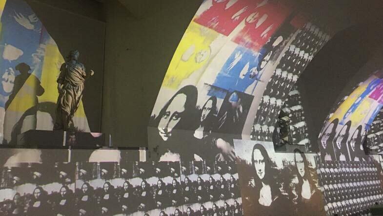 Monna Lisa Warhol