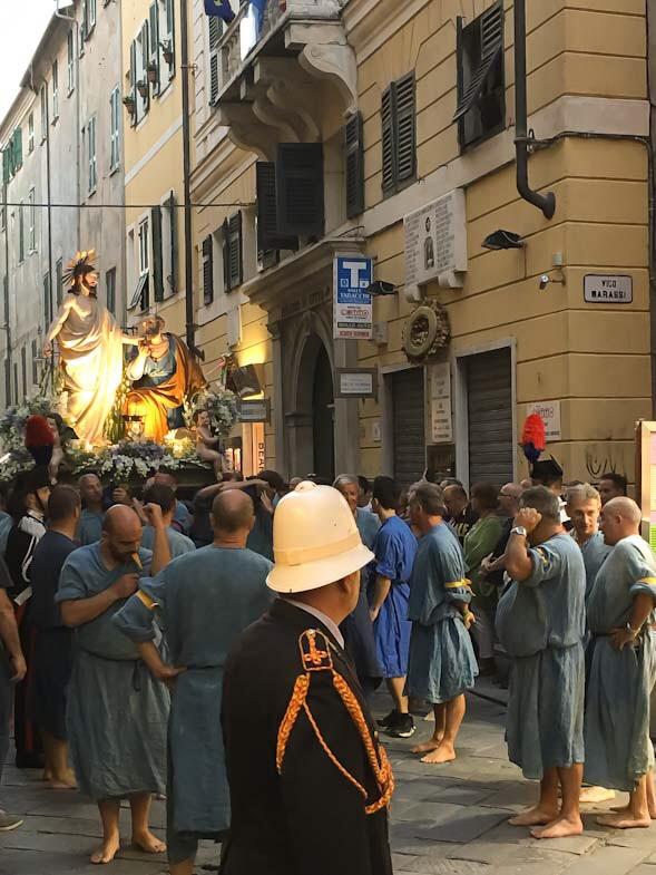 Processione di San Pietro a Finale LIgure
