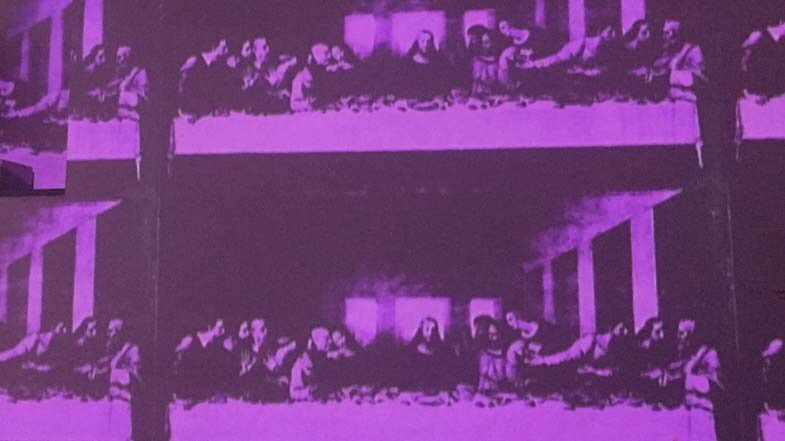 The Last Supper di Andy Warhol