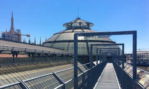 HIGHLINE GALLERIA: Milano da una prospettiva insolita