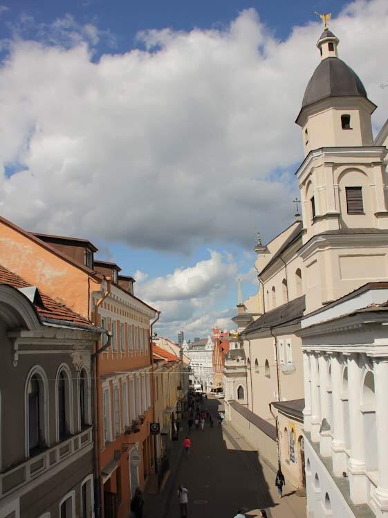 Arteria principale di Vilnius
