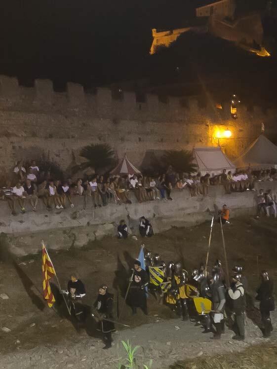 Viaggio nel Medioevo a Finale Ligure, rievocazione storica