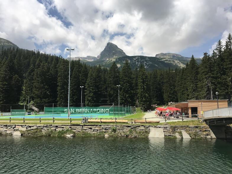 Centro sportivo di San bernardino