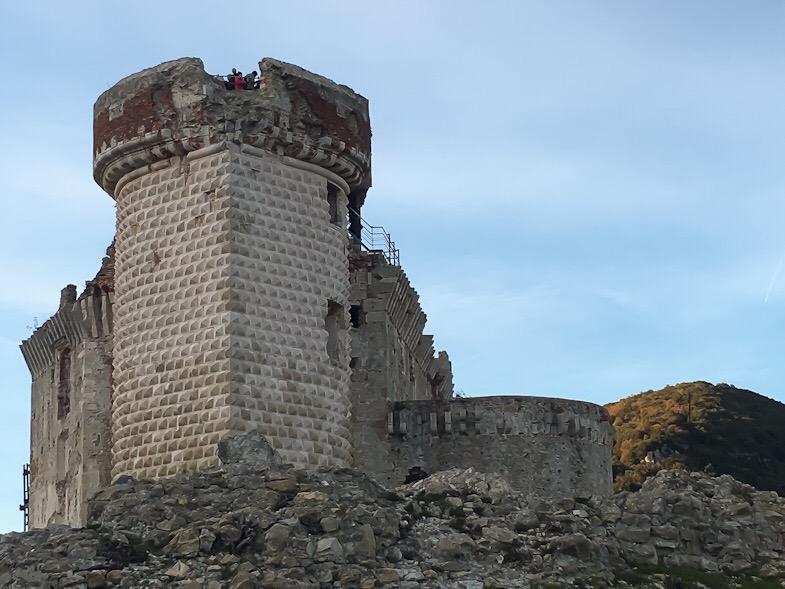 Castel Govone torre di Diamanti