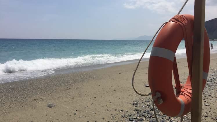 Spiaggia di Finale LIgure