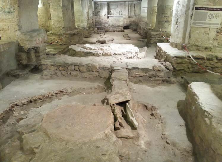 Scavi archeologici della Pieve del Finale