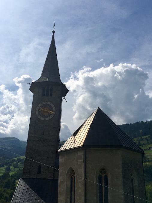 Chiesa di San Martin a Zillis