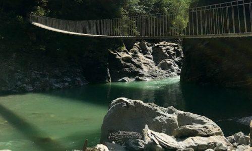 VIA SPLUGA: trekking dalla Viamala a Zillis