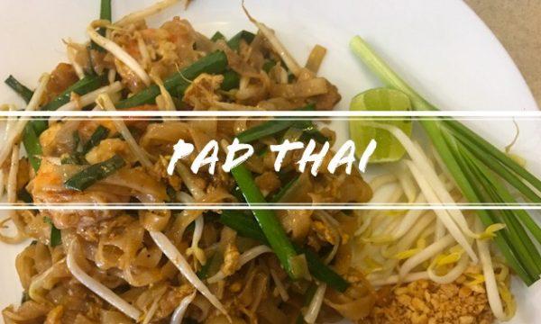 PAD THAI: la ricetta di una squisita specialità thailandese