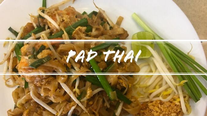 Piatti tradizionali thailandesi