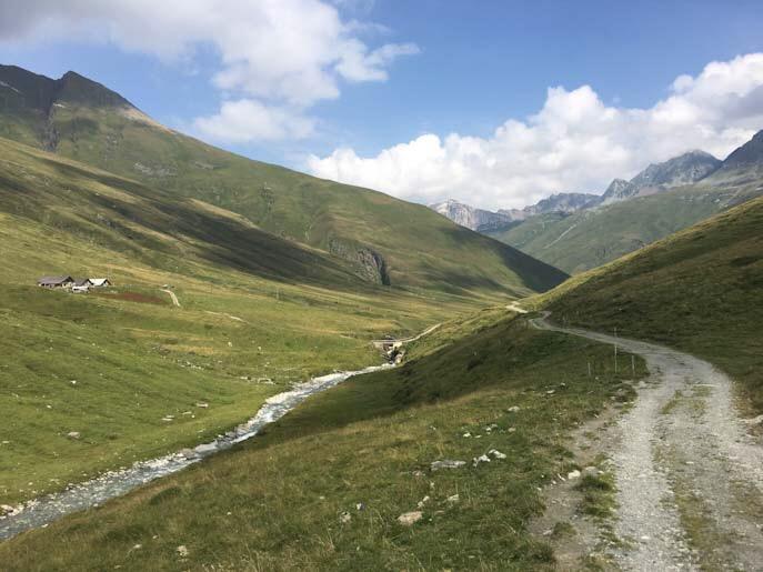 Sentieri Val Bergalga