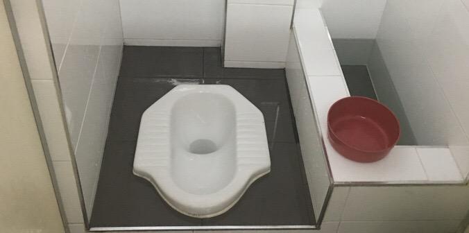 Suggerimenti sui Servizi igienici in thailandia