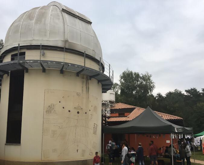 Centro didattico scientifico e osservatorio astronomico di tradate