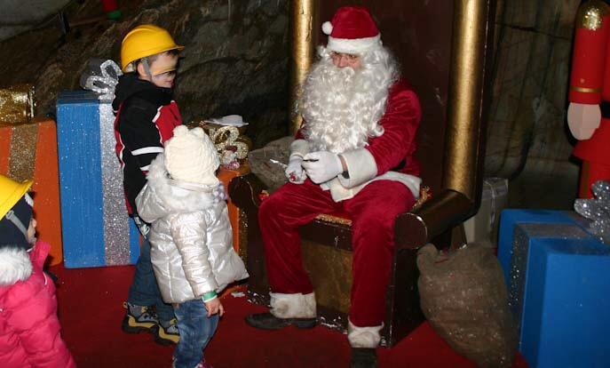 Grotta di Babbo Natale di Ornavasso