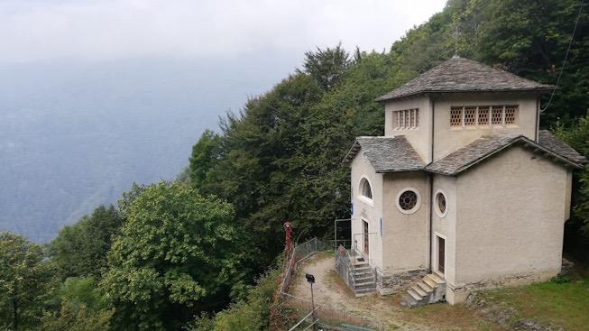 Trekking autunnale al Santuario della Madonna della Serta
