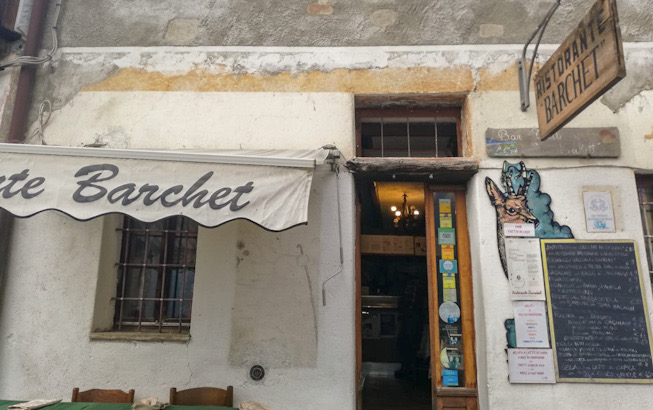 Bar Ristorante El Barchet a Monteviasco