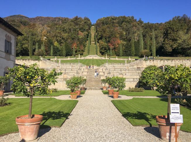 Giardino e parco Villa della Porta Bozzolo