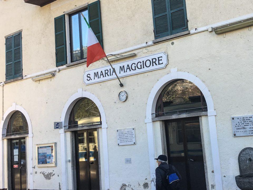 Stazione di Santa Maria Maggiore