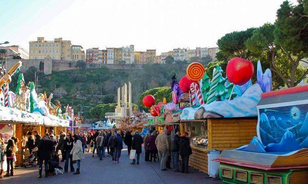 Il mercatino di Natale di Montecarlo