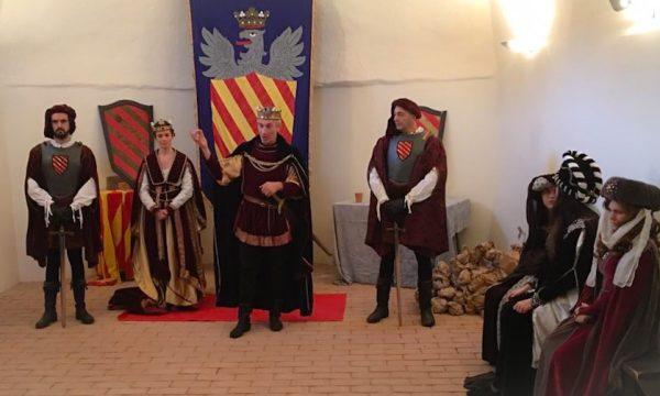 Finale Ligure rievoca il tradizionale Dinô da Nüxe