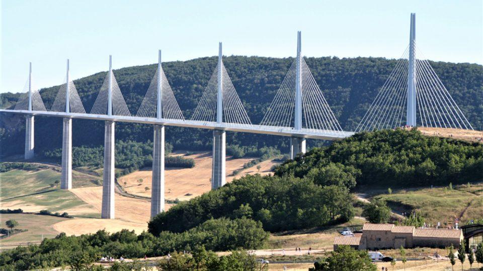 ponte di millau, il ponte più alto d'europa