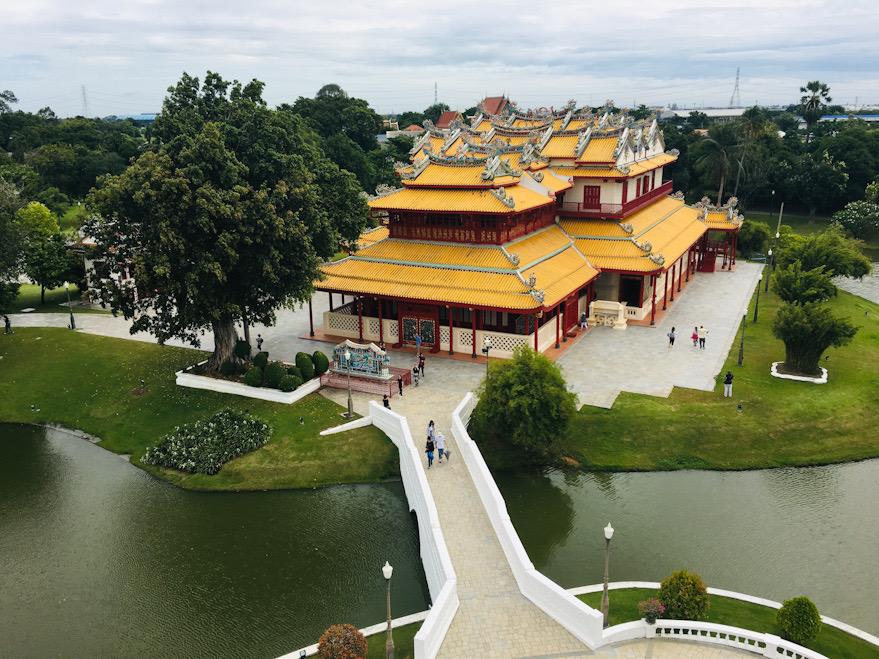 Palazzo reale di Bang Pa In