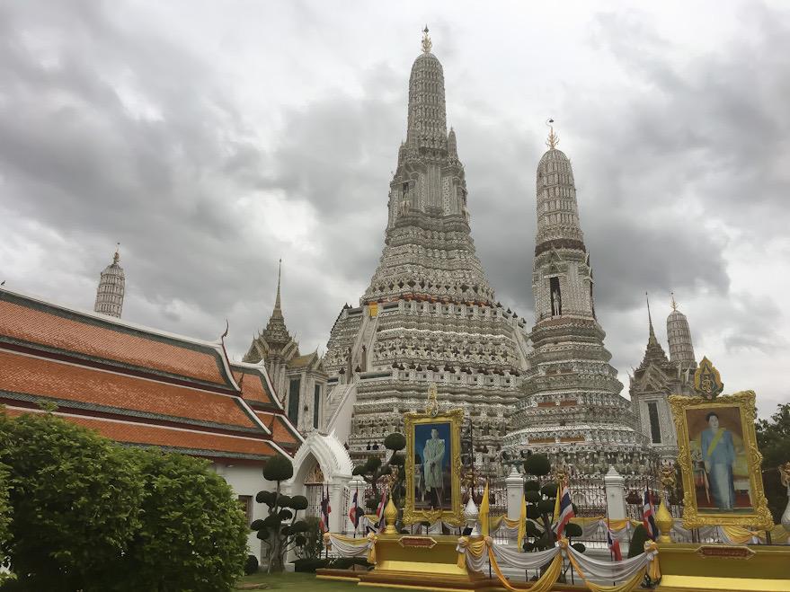 Wat Arun tempio dell'alba