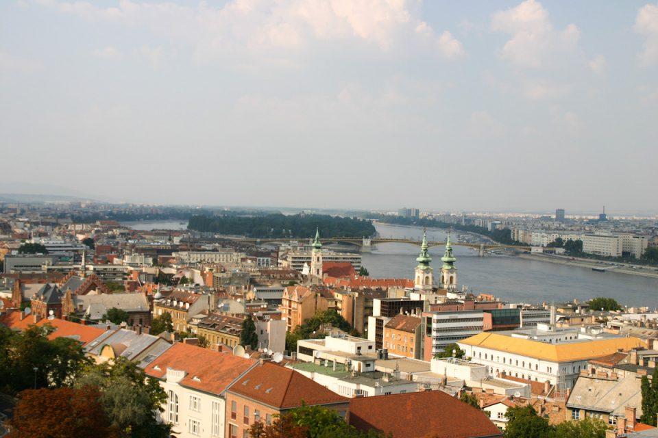 Isola Margherita a Budapest