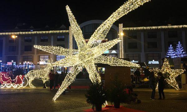 """Eventi e luminarie a Varese, la """"città giardino"""""""