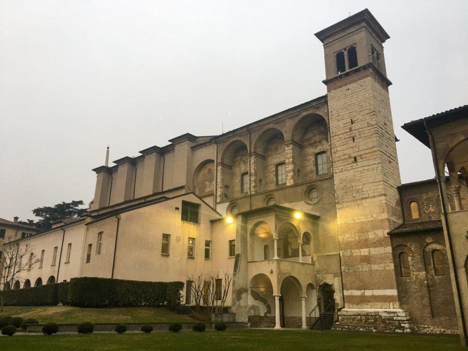complesso monastico di San Salvatore - Santa Giulia