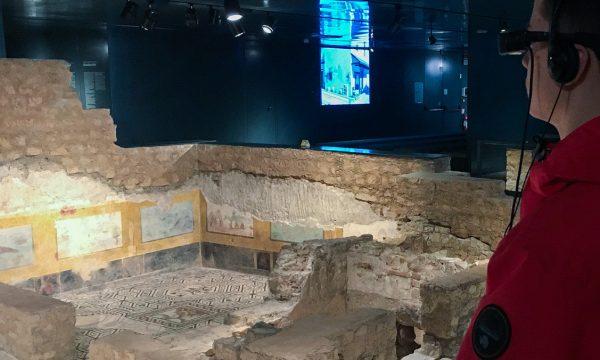 BRESCIA: realtà aumentata al Museo di Santa Giulia