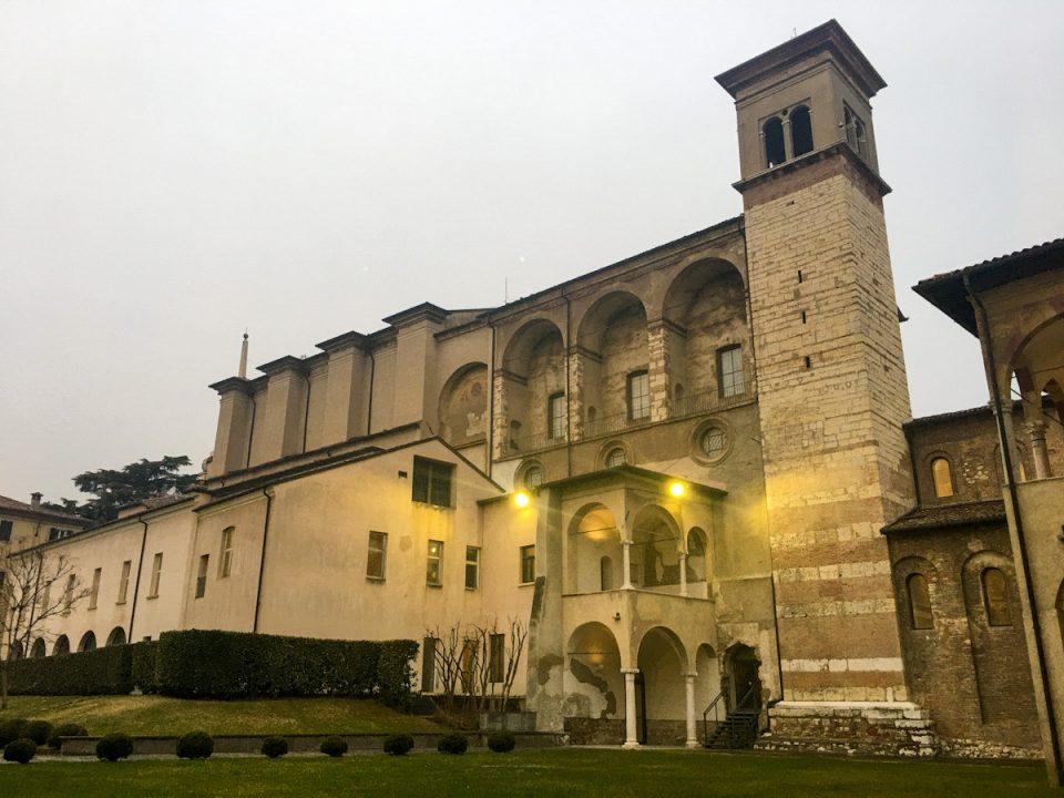 Museo di Santa Giulia a Brescia, visitabile con gli Art Glass