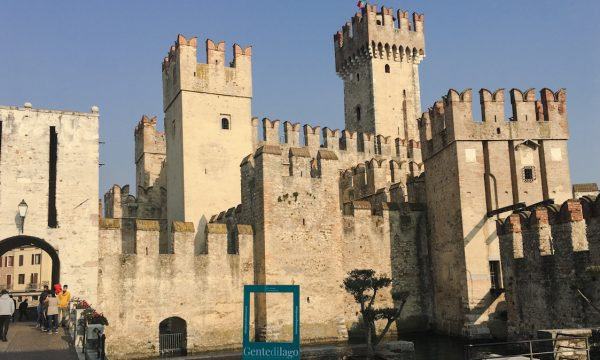 Il CASTELLO SCALIGERO di Sirmione