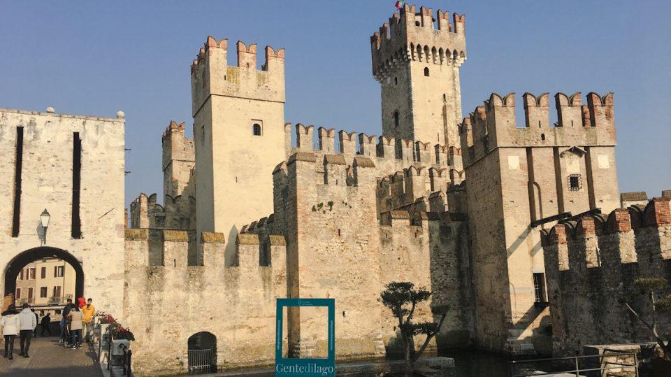 Castello Scaligero di Sirmione sul Lago di Garda