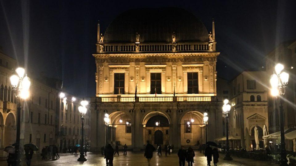 Brescia by Night