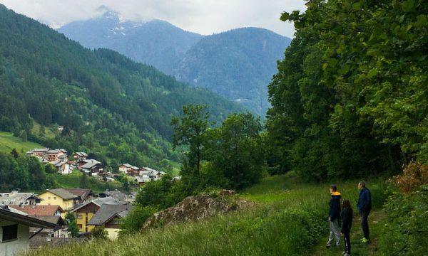 APRICA: passeggiata panoramica con bambini
