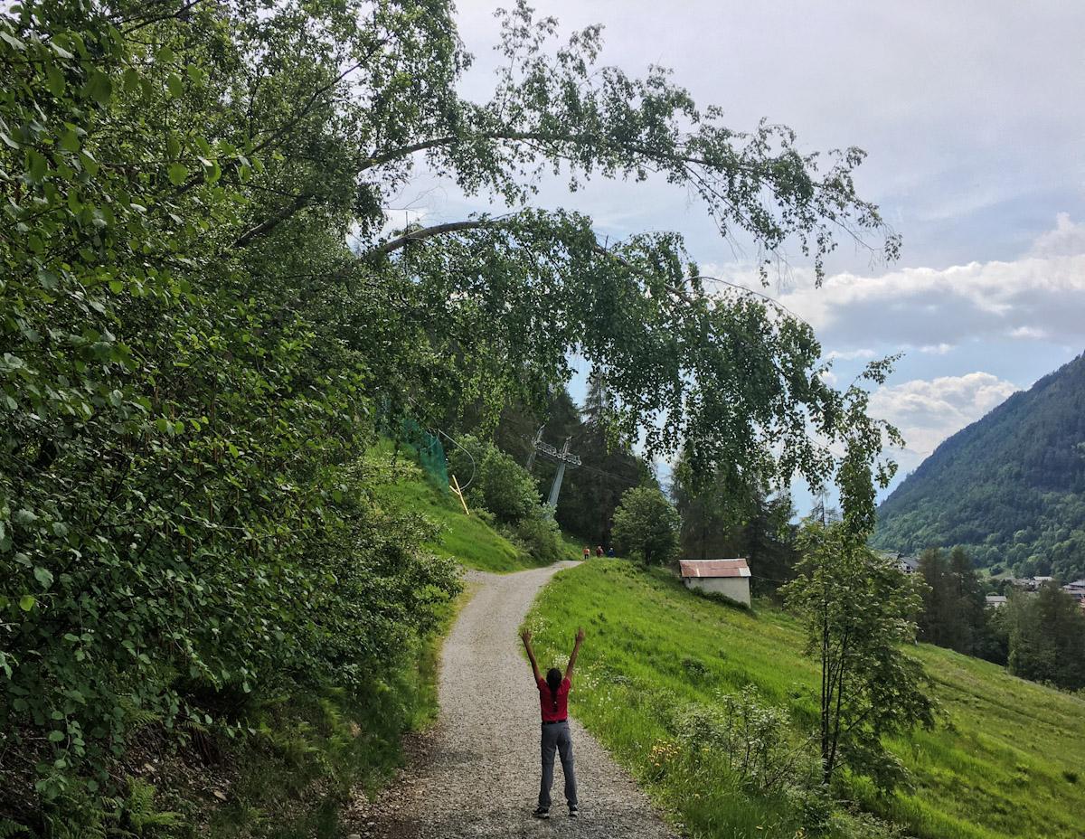 Percorso tematico, percorso salute Aprica