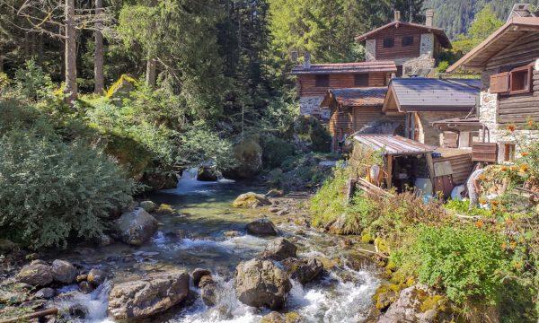 Giro delle VALLI DI SANT'ANTONIO, Riserva Naturale Regionale