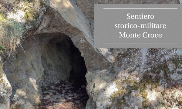 APRICA: sentiero storico-militare Monte Croce