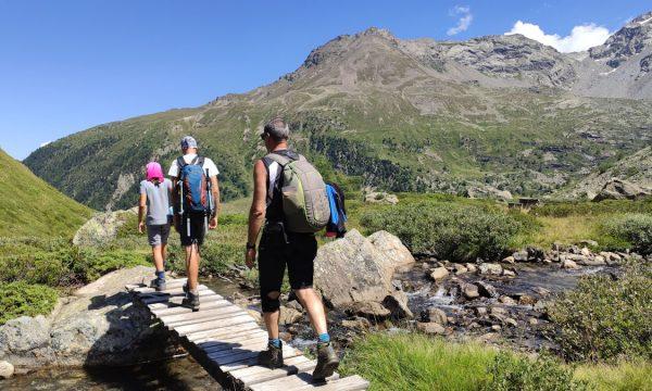 Val Viola Bormina: percorso ad anello e salita al Passo