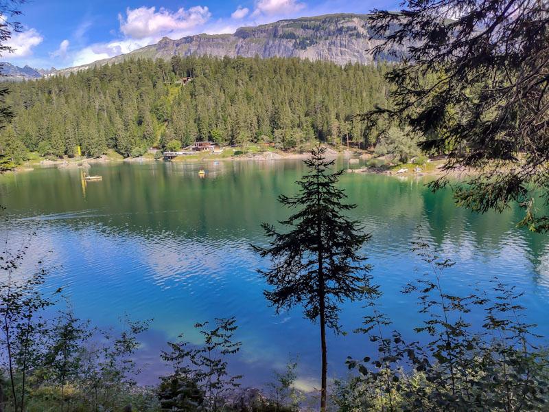Zona gratuita Lago di Cauma