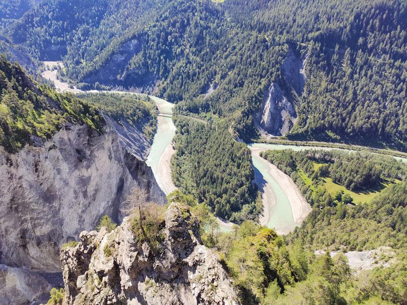 Grand Canyon della Svizzera Ruinaulta