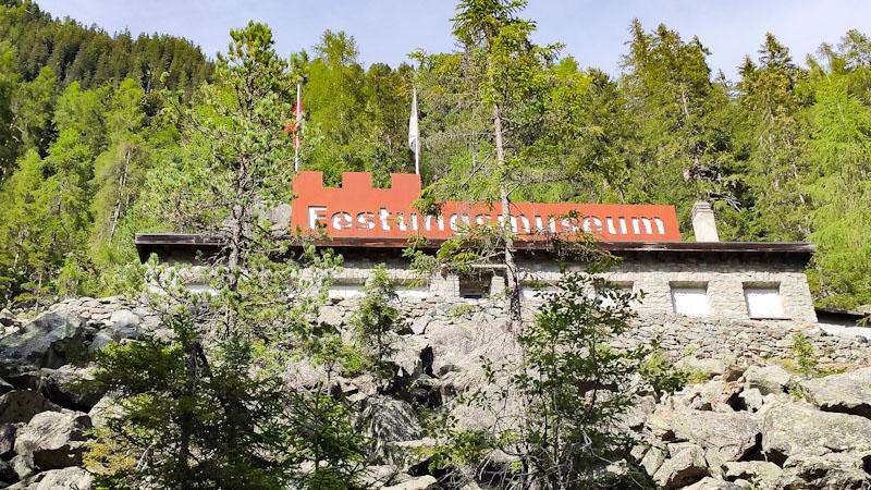 museo del Forte Crestawald