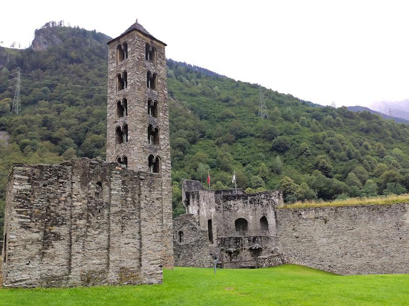 Castello di mesocco interno