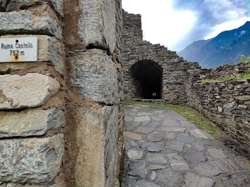 Fortezza della mesolcina
