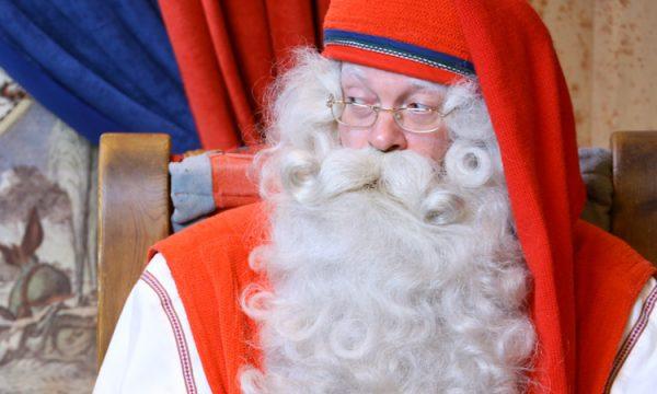 Babbo Natale: l'emozione di un incontro