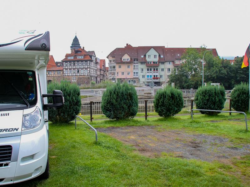 Campeggio e area sosta Camper ad Hannover Münden