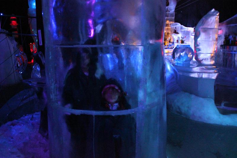 Magic Ice Svolvaer, bar di ghiaccio