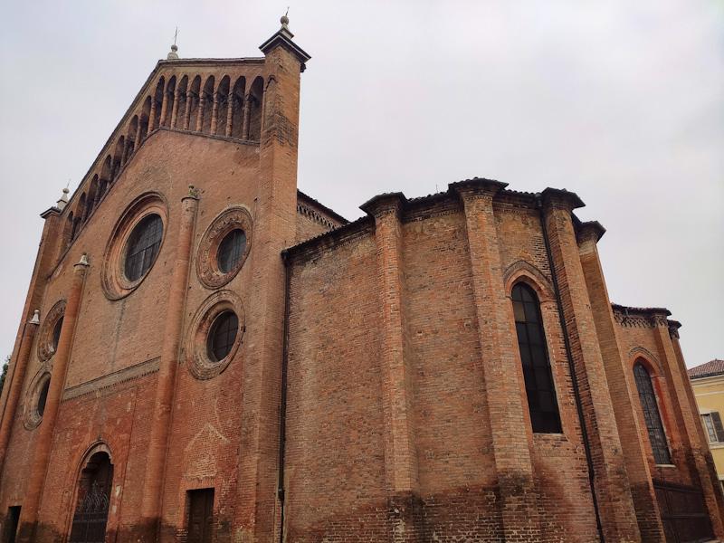 Chiesa di Sant'Agostino a Cremona